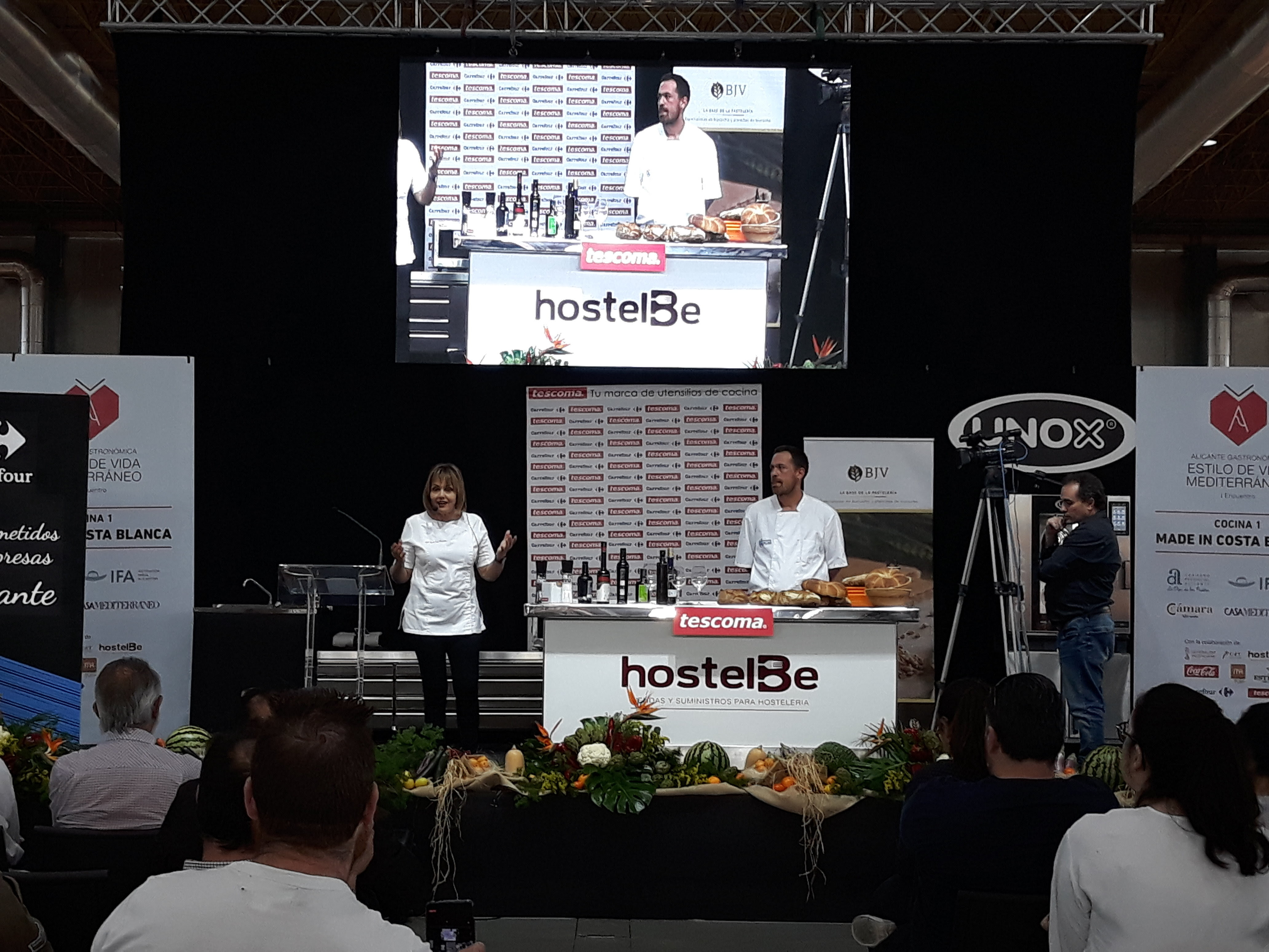 Sponsor Alicante Gastronomica 2018