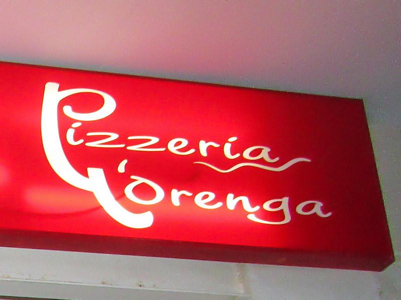 Restaurant Orenga